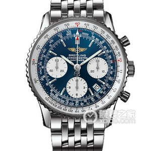 Breitling Aviation Chronograph Men's Watch ASIA7750 Automatic Mechanical Multi-function Movement .