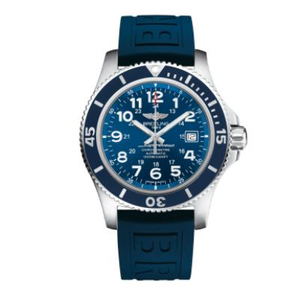 N Factory Reprinted Breitling A17392D8 Super Ocean II Series Men's Mechanical Watch Blue Surface