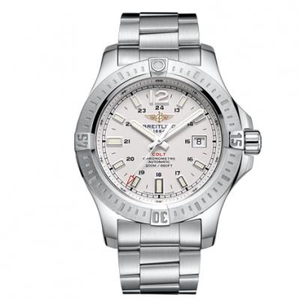JF Factory Re-enacted Breitling Aviation Chronograph AB012012.BB01.435X Automatic Mechanical Men's Watch