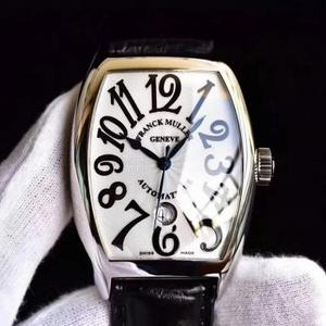 GF produced the Franck Muller Casablanca series 8880 watch with a diameter of 39.5X55.