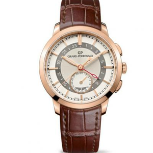 Girard Perregaux Girard-Perregaux 1966 Series 49544-52-131-BBB0 Men's Mechanical Watch Rose