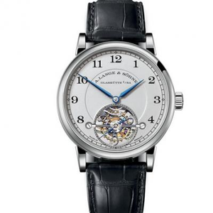 LH Lange 1815 Series 730.025 Manual Tourbillon Movement Men's Watch