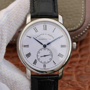 MKS Lange Classic 1815 Series Independent Small Second Dial Men's Mechanical Watch One of the top replica watches with Roman numerals