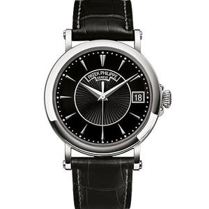 One-to-one imitation of Patek Philippe Classic watch series, extremely simple and fully automatic mechanical movement