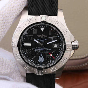Breitling Avengers Sea Wolf Royal Marines Army Custom Limited Edition Men's Mechanical Watch